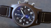 IWC Fliegerurh Chronograph Last Flight