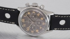 Omega Early Military Chronograph 27chro