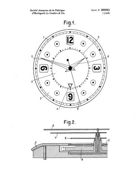 Patent CH280561 january 1952
